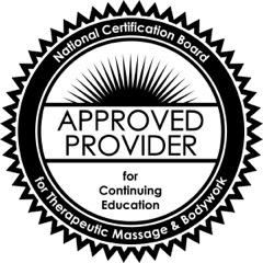 NCBMT CEU Provider Graphic